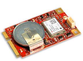 High-Precision GPS Mini PCIe