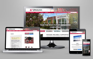 VersaLogic Launches New Website