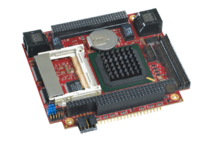 rugged single board computer with AMD Geode LX800 processor