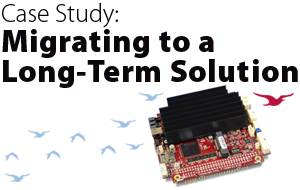 Case Study: Migrating an Obsolete PC/104 Embedded Computer to a Long-Term Solution