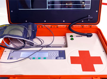 Power and performance needs in medical equipment