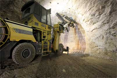 rugged computing in mining industry