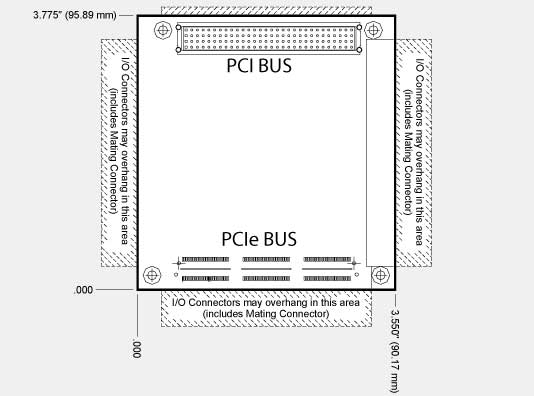 PCIe-Express drawing